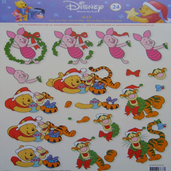 Home > Wallables Disney Winnie the Pooh 3D Wall Decor