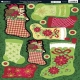 Victorian Christmas Stockings