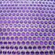 Adhesive Gems - Small 3mm - Purple
