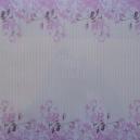 Floral Stripe - Pink