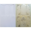 Diecut & Acetate - Arched Window
