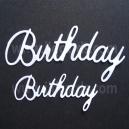 Birthday Word Set