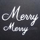 Merry Word Set
