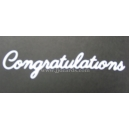 Congratulations -097