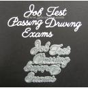BRITANNIA DIES - JOB DRIVING TEST PASSING EXAMS - WORD SET - 032