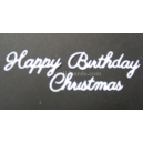 Happy, Birthday & Christmas - 041
