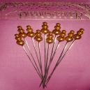 Embellishment Pins - Gold