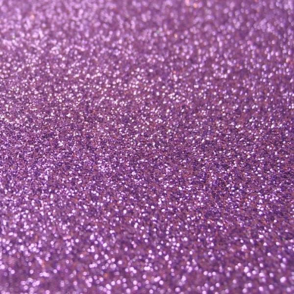 Luxury Glitter Card Lavender