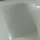 A4 Clear Acetate - 220microns