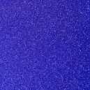 Luxury Glitter Card - Royal Blue