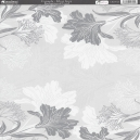 Carmela Background - Silver Grey