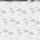 Fitzgerald Background - Silver Grey
