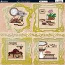 Safari Picture Frames