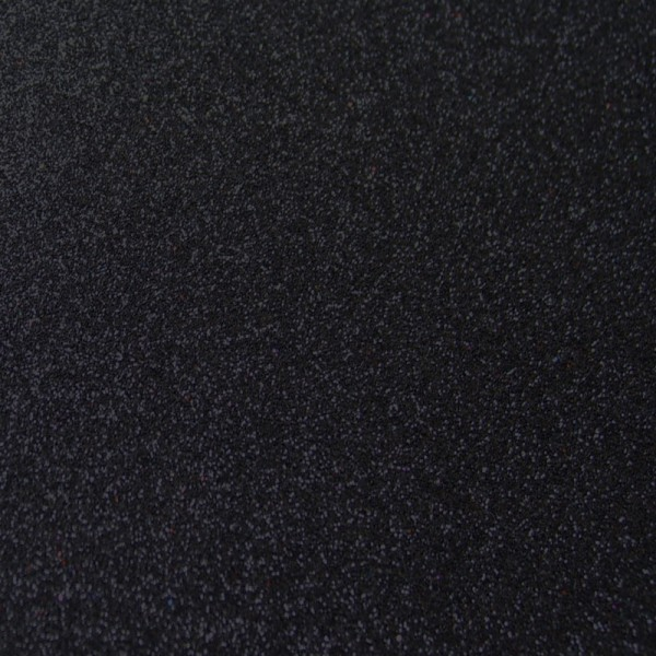 Luxury Glitter Paper Black