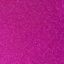 Luxury Glitter Paper - Fuschia