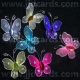 Butterflies - Assorted Colours