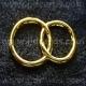 Wedding Rings - Gold