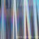 Holographic - Pillars of Light - Silver - Multibuy