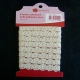 Self Adhesive Lace - Cream