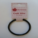 Craft Wire - Black