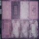 Frames & Toppers - Pearl Glazed - Purple