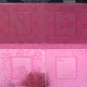 Textile Collection - Floral Frames & Toppers - Pink