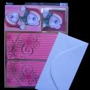 Concept Card - Christmas Teddy