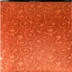 Textile Collection - Brocade Vinea - Copper