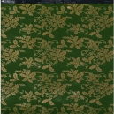 Textile Collection - Christmas Holly - Green