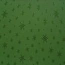 Green - Green Snowflakes