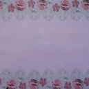 Fabric Floral - Pink