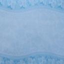 Swirl Quilt Stitch - Turquoise