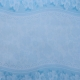 Watercolour Acetate - Swirl Quilt Stitch - Turquoise
