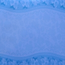 Swirl Quilt Stitch - Blue