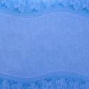 Swirl Quilt Stitch - Blue