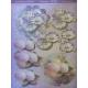 Lace Bouquet - Lilac Daisy Bunch
