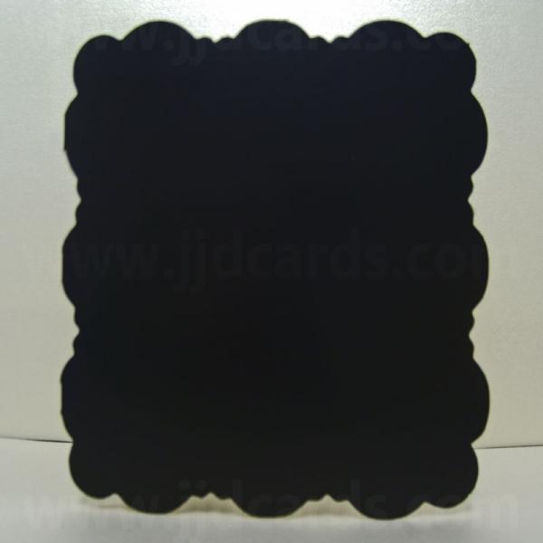Hunkydory Midnight Black Adorable Scorable 5 X 5