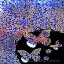 Mirri Butterflies - Opera - Purple