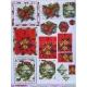 Christmas 3D Design Sheet 1