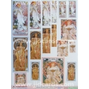Mucha 3D with Tiles