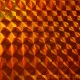 Self Adhesive - Mosaic - Orange