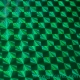 Self Adhesive - Mosaic - Green