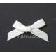 Satin Bows - 6mm - Antique White