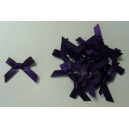 Satin Bows - 6mm - Plum