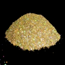 Metallic Glitter - Champagne Gold