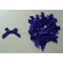 Satin Bows - 6mm - Regal Purple