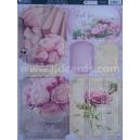 Dusty Pink Flowers