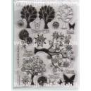 Acrylic Stamps - Spring Garden