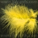 Yellow Feathers - Assorted Sizes