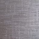 Brushed Silk Mirri Card - Silver Steel Weave